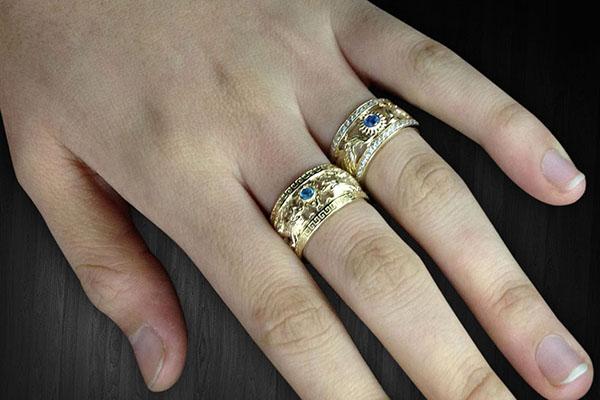 Ý nghĩa ngón tay đeo nhẫn nam