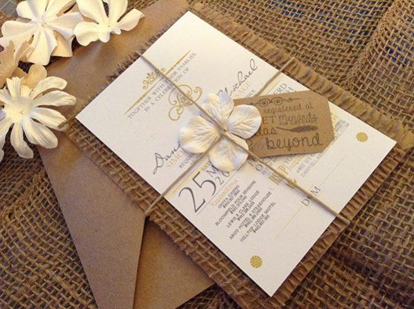 Gợi ý những mẫu thiệp cưới độc lạ cho mùa cưới 2019