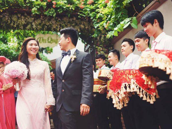 Mâm quả đám cưới miền Tây gồm những gì?