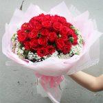 Ý nghĩa của 33 bông hồng, bạn có biết?