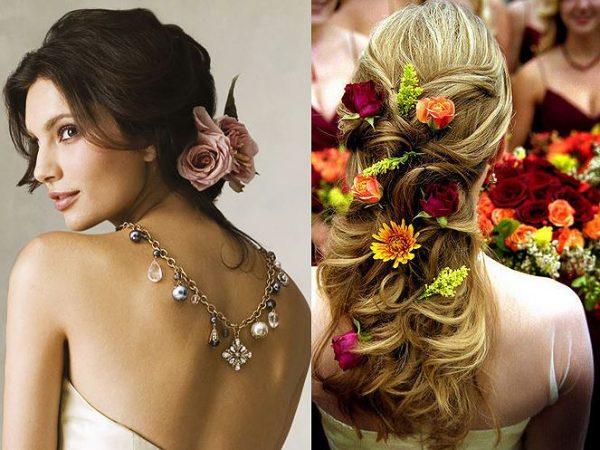 Các kiểu tóc cô dâu đẹp cho đám cưới ở biển