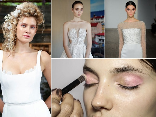Lựa chọn mỹ phẩm trang điểm cho cô dâu da trắng