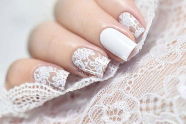 Những mẫu móng tay cô dâu đẹp được nhiều chị em yêu thích nhất 2019