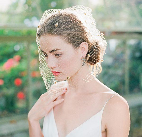 Xu hướng trang điểm cô dâu mùa cưới Thu Đông 2019
