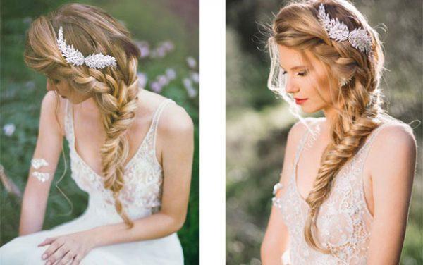 4 kiểu tóc cho cô dâu mặt gầy tự tin toả sáng
