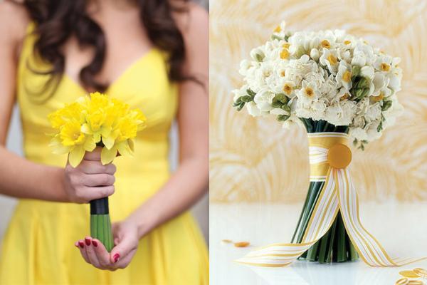 Gợi ý chọn hoa cưới cho cung Bạch Dương