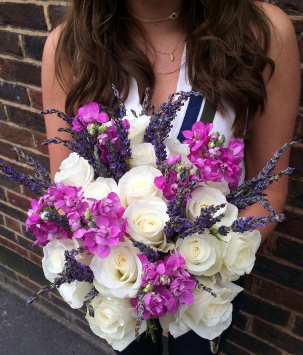 Gợi ý chọn hoa cưới cho cung Ma Kết
