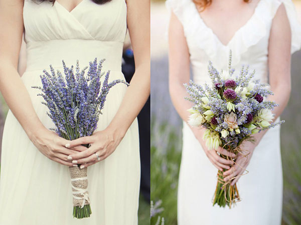 Gợi ý hoa cưới cho cung Song Ngư