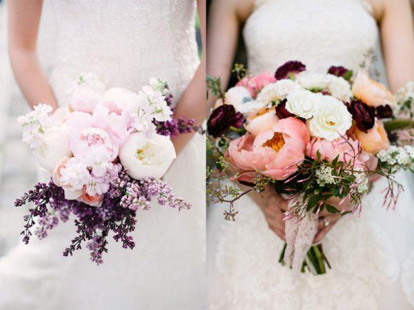 Hoa cưới cho hôn lễ tháng 5