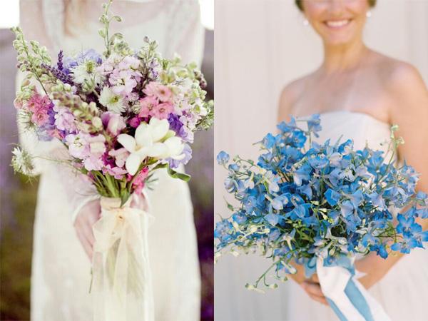 Hoa cưới cho hôn lễ tháng 7