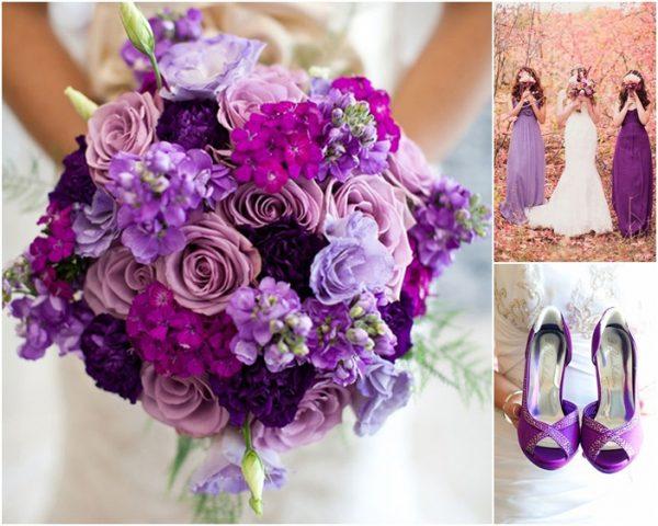 Hoa cưới cho hôn lễ tháng 9