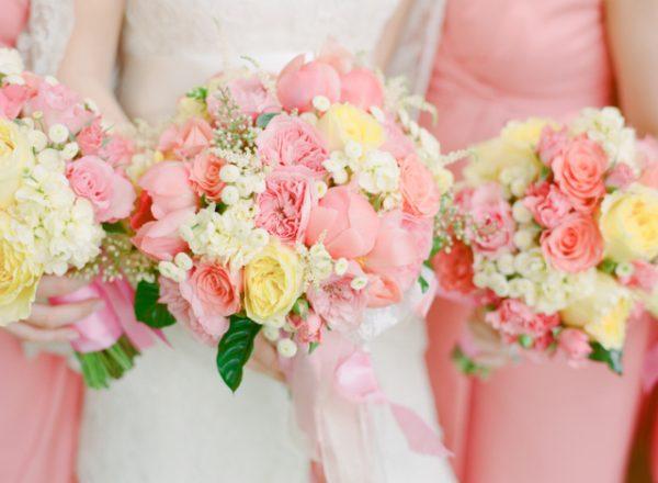 Hoa cưới vintage cho hôn lễ mùa thu
