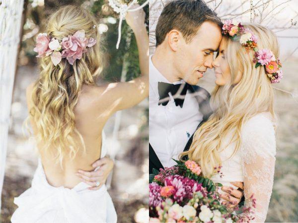 Những loại phụ kiện tóc cô dâu được yêu thích nhất hiện nay