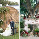 Trang trí đám cưới mùa hè đầy màu sắc